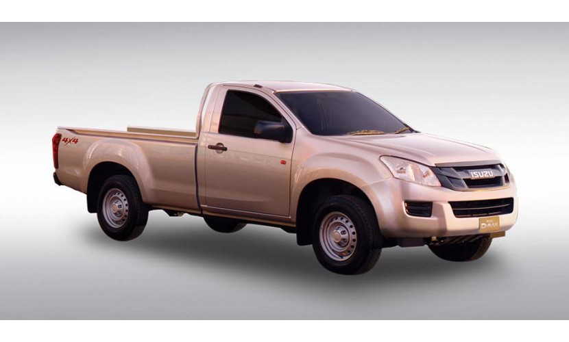 D-MAX SINGLE CAB 2.5 VGS M/T 2500 CC