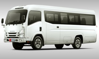 ISUZU ELF NLR55 Bx (CHASSIS ONLY) 16 SEAT